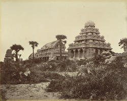 The Rathas, monolithic [Mamallapuram]